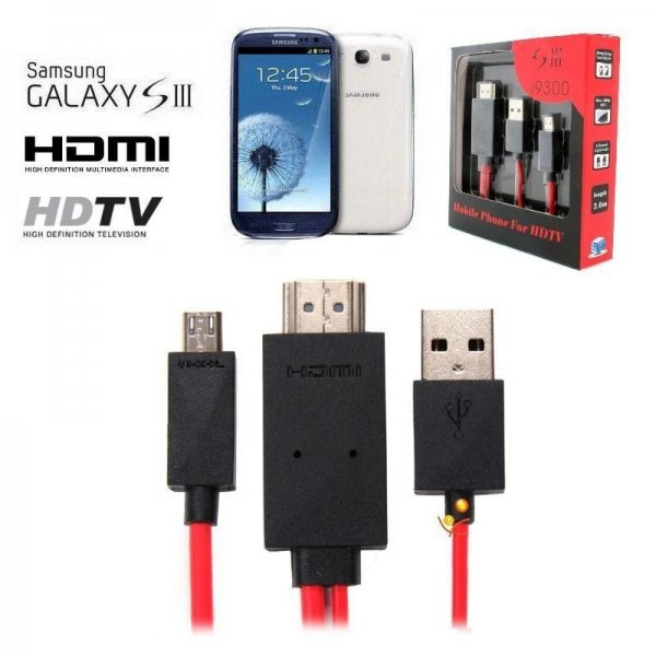Cáp MHL to HDMI