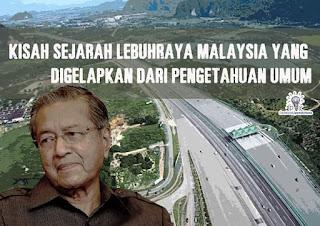 Lebuh Raya Mahathir khianat
