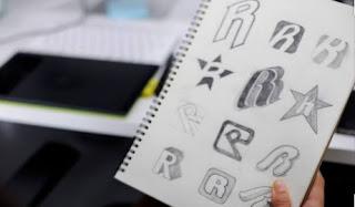 desain logo brand bisnis pakaian