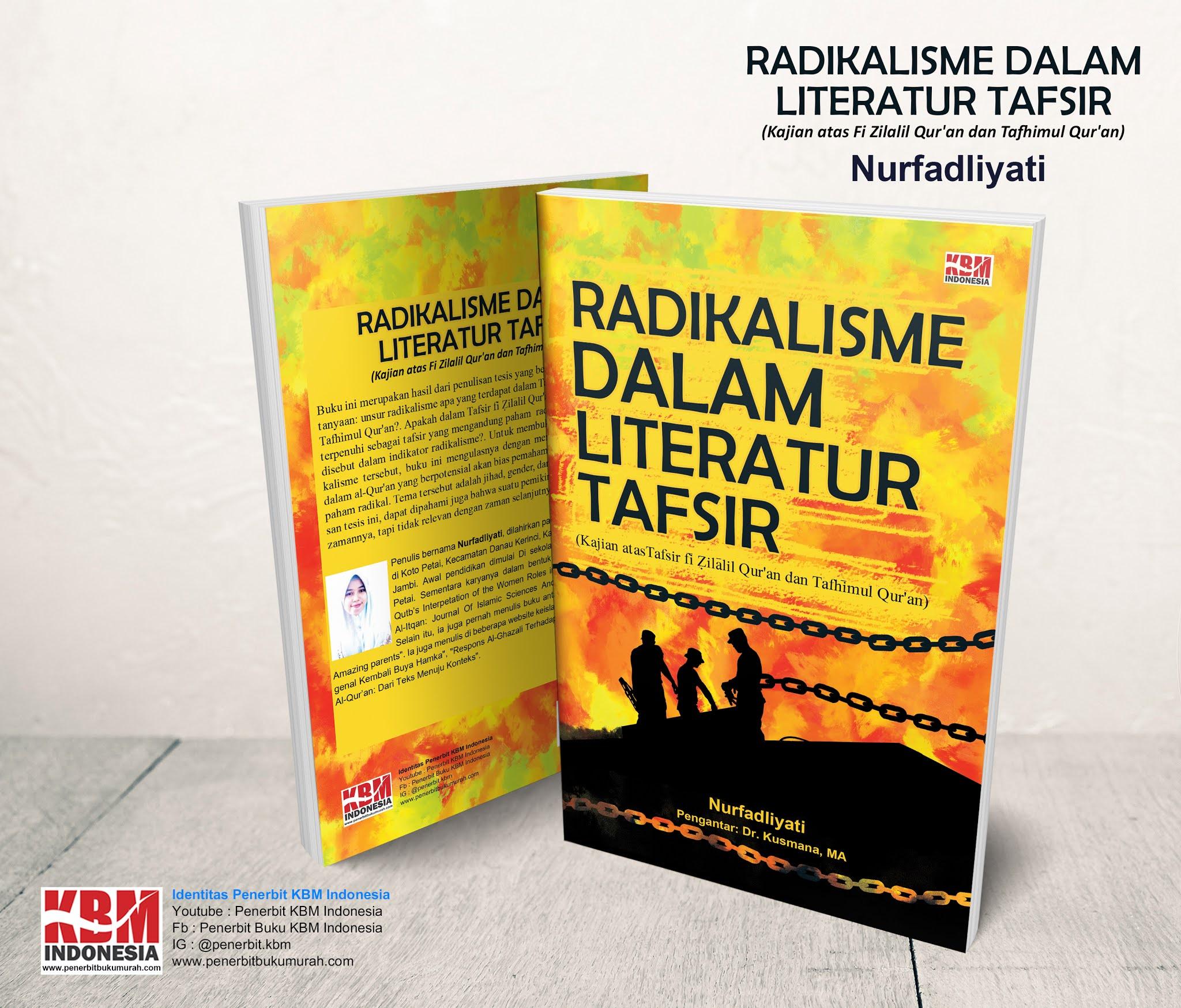 RADIKALISME DALAM LITERATUR TAFSIR