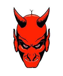 Iblis Roh Halus dan Jenisnya