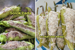 Resepi Solok Lada Yang Terkenal Di Kelantan