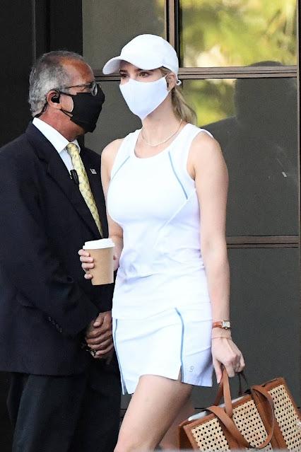 Ivanka Trump – With husband Jared Kushner in Miami