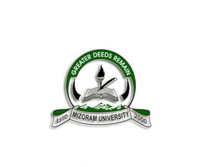 Mizoram University Recruitment 2020 Project-Field Assistant
