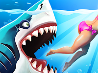 Hungry Shark World v2.5.0 PK MOD DATA (Unlimited Money)