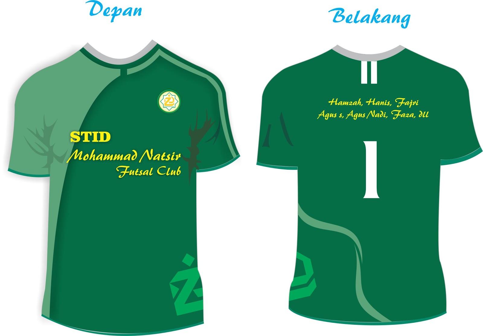 Download Desain Kaos Futsal | Pusat Contoh Desain | Pusat ...