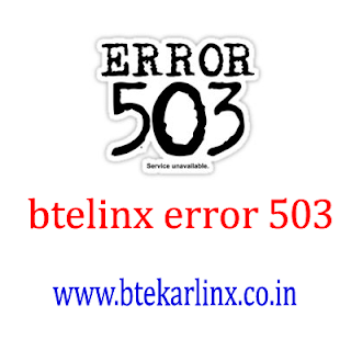 {Fixed} Btelinx server 503 Error – How to fix?