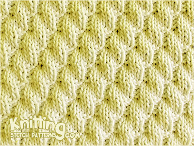 Brioche Stitch Knitting Stitch Patterns