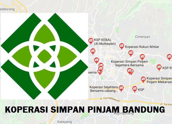 Data Koperasi Simpan Pinjam Di Bandung Jawa Barat