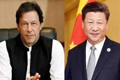 Imran Khan Jinping