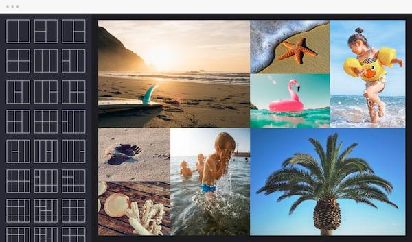 افضل برنامج تجميع الصور كولاج ودمجها مع بعض للأندرويد Collage