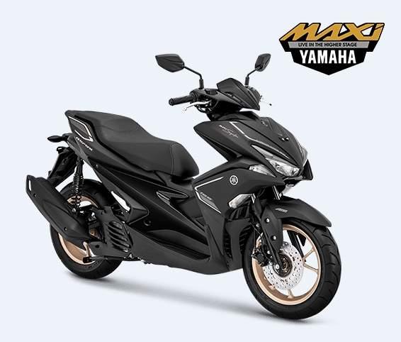 Maxi Signature Yamaha Aerox155 VVA Tahun 2020