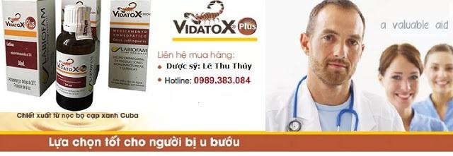 Thuốc Vidatox - Cải thiện chất lượng sống cho bệnh nhân ung thư