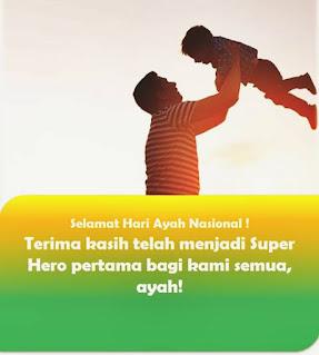 ucapan hari ayah indonesia