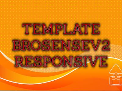 Template Terbaru 2017 Brosense v2 Template Blog CTR Adsense Download Gratis