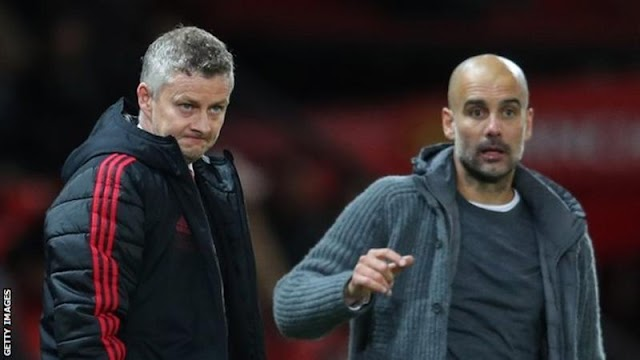 Man Utd supervisor Ole Gunnar Solskjaer seeks after derby support against Man City