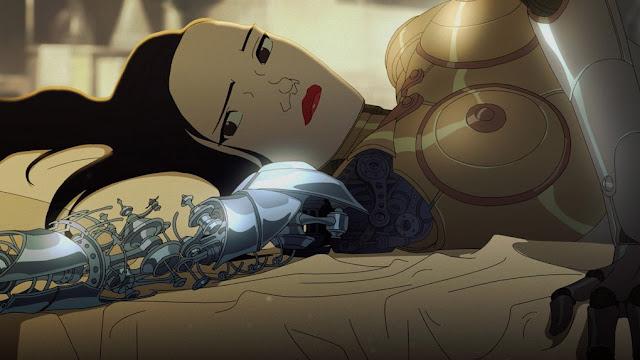 Love death robots la première série d'animation d'anthologie signée Netflix repartira pour une saison 2
