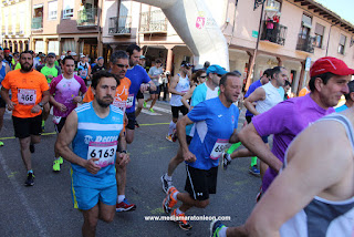 Suspendida Media Maraton del Dulce 2020