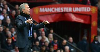 Komentar Mourinho Usai Manchester United Dikalahkan Huddersfield