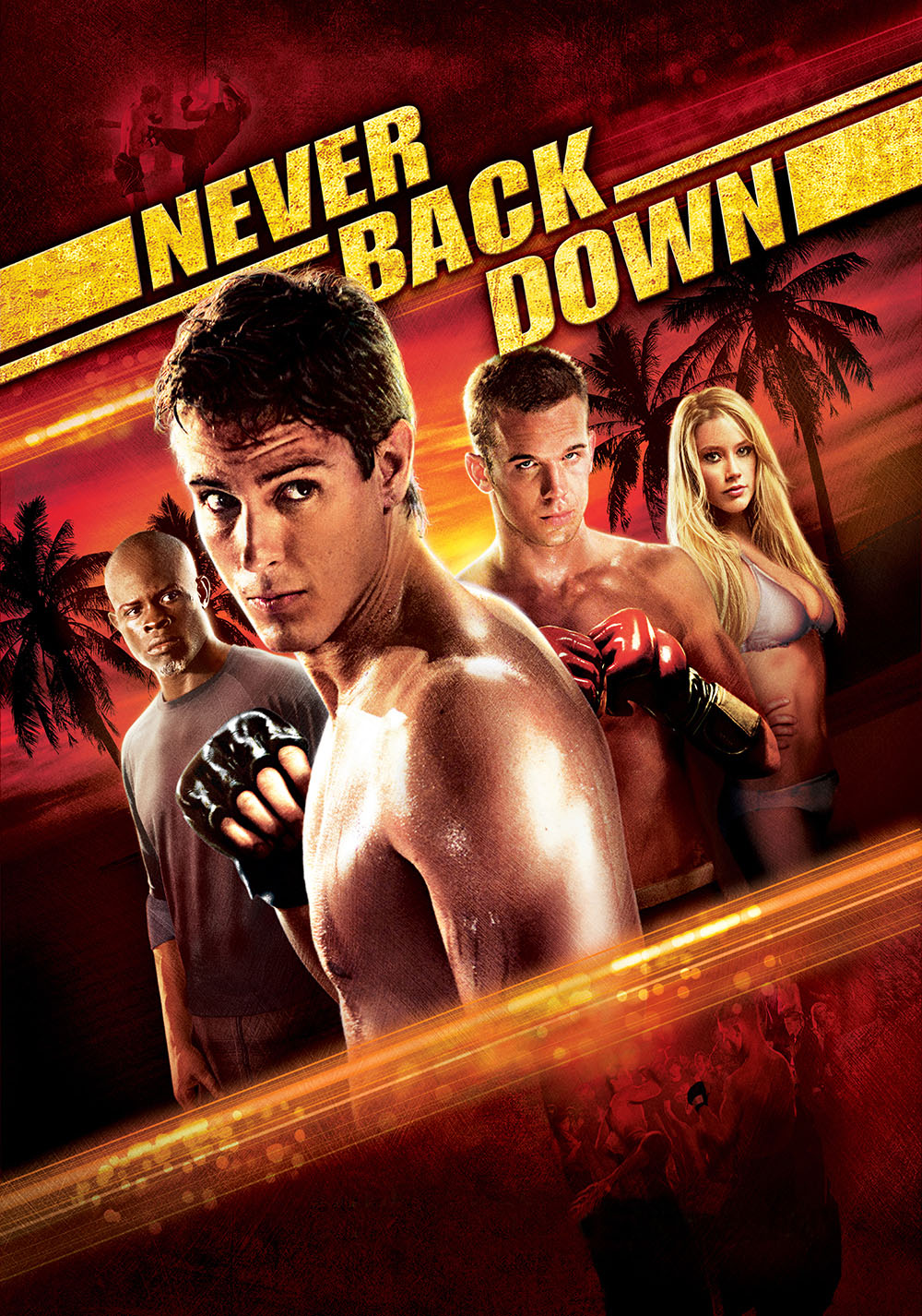 NEVER BACK DOWN (2008) MOVIE TAMIL DUBBED HD