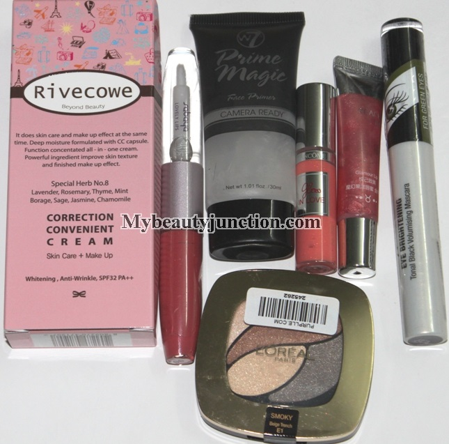 Multi-prize international makeup giveaway part II