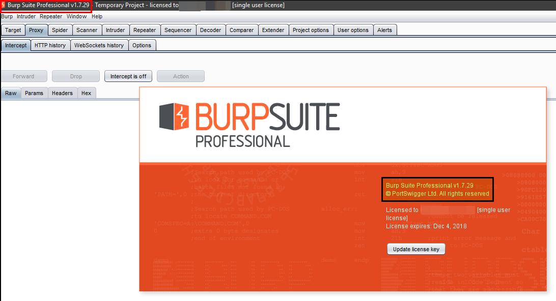 PortSwigger - BurpSuite Professional - Improper Certificate