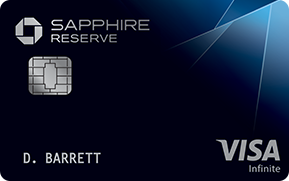 Review: Chase Sapphire Reserve Card [50,000 Bonus Chase Ultimate Rewards Points]
