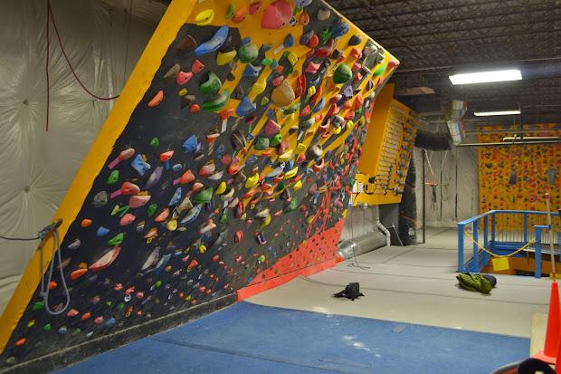 Rock Climbing Gym Training