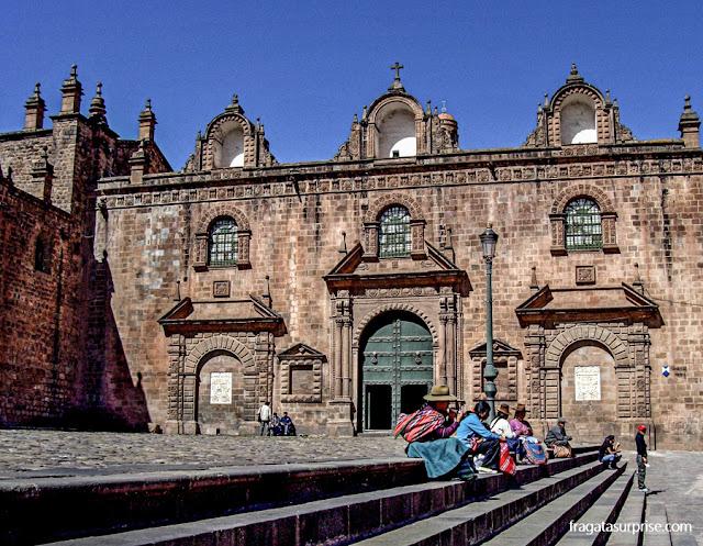 Catedral de Cusco, Igreja do Triunfo