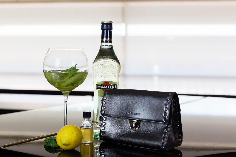 martini bianco minze strenesse clutch