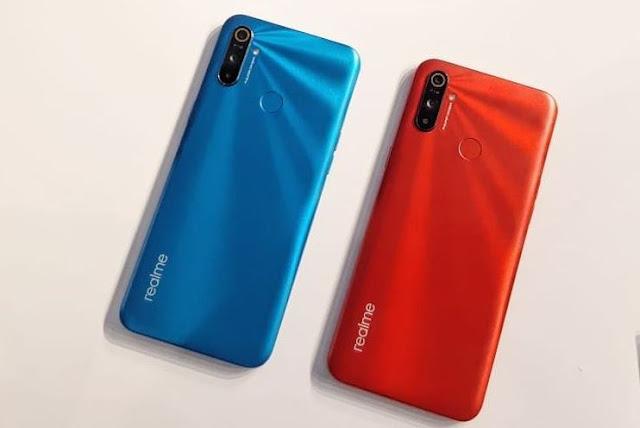 Ponsel Realme dengan RAM Besar (6GB/8GB) Harga Murah di 2020