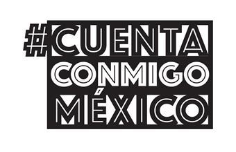 #CuentaConmigoMéxico presente en Guadalajara