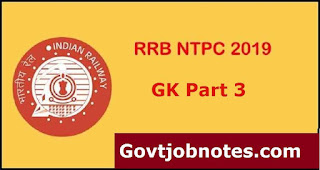 RRB NTPC 2019 GK Part – 3 !! Indian History Questions For RRB NTPC || Ancient History For SSC CGL
