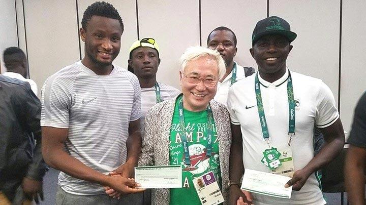 U23 Eagles coach Siasia shares Japanese cash gift equally among players, blasts critics