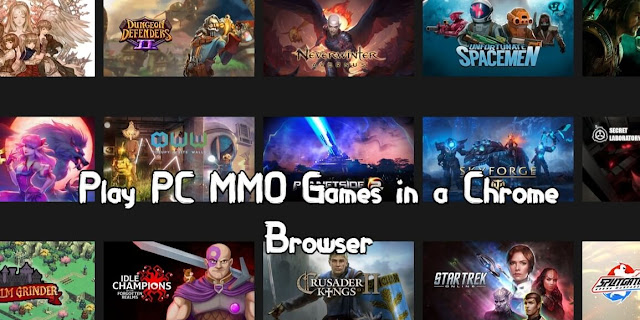 How to Play PC MMO Games in a Browser