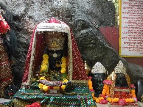 Dhari Devi Temple Garwhal Uttarakhand