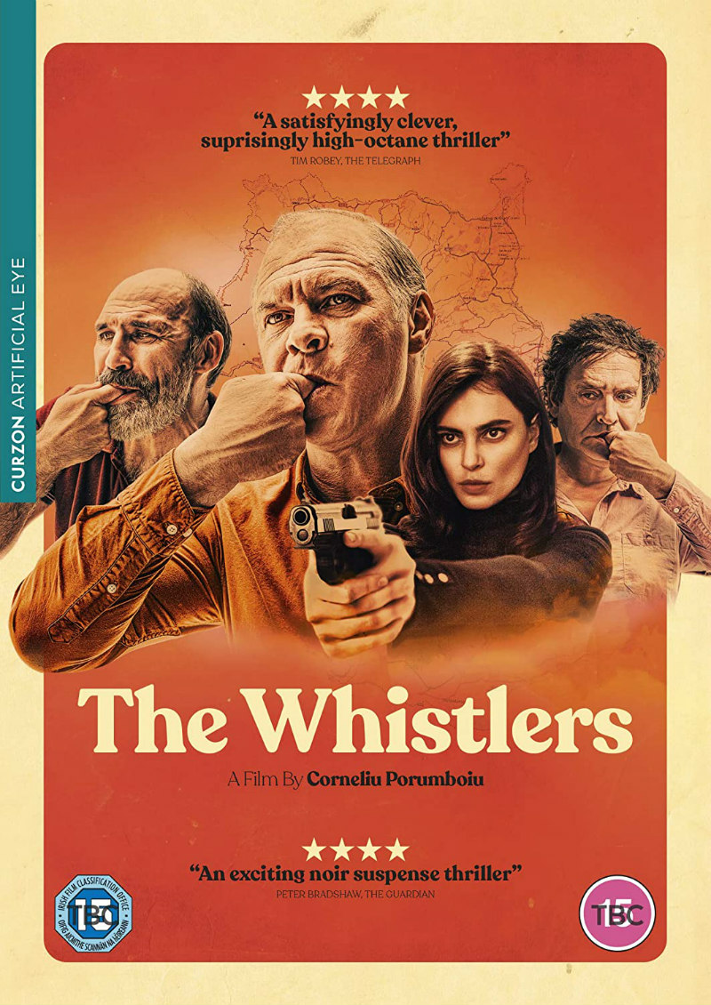 the whistlers dvd