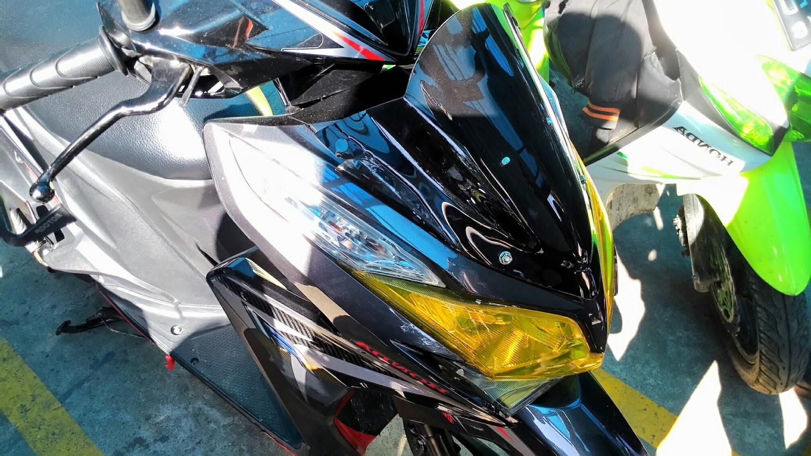 Kumpulan Harga Modifikasi Motor Vario Techno Terlengkap Codot
