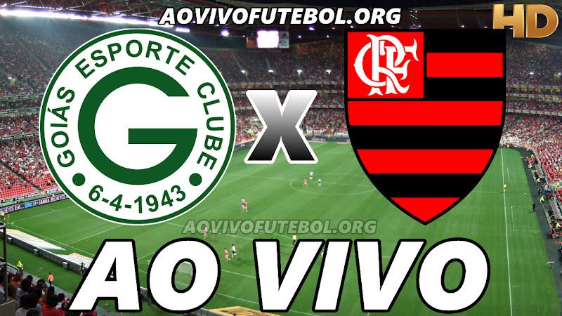 Goiás x Flamengo Ao Vivo Hoje em HD