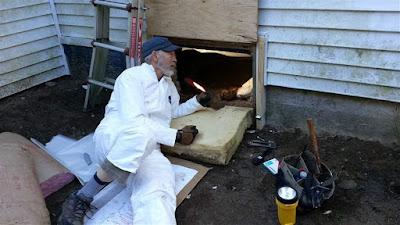 Volunteers help aging Rural America