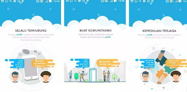 Ini Media Sosial Pesaing Facebook Buatan Indonesia, Launching 7 Oktober