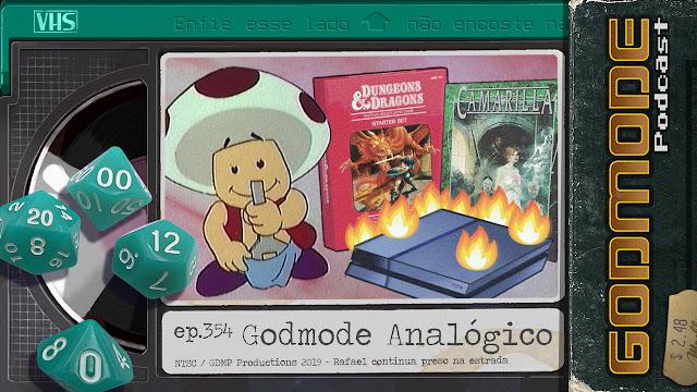 GODMODE 354  ANALÓGICO