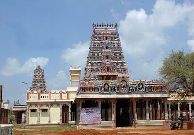 Arulmigu Aatkondanathar Temple Iraniyur Sivaganga