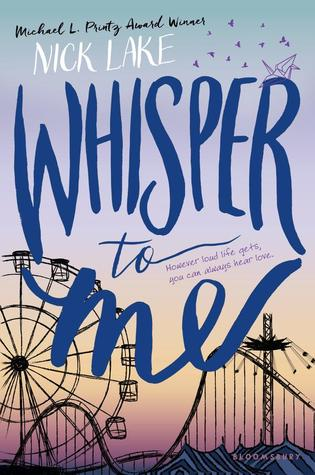 🎡 Review: Whisper To Me by Nick Lake 🎡
