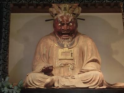 圓應寺閻魔大王
