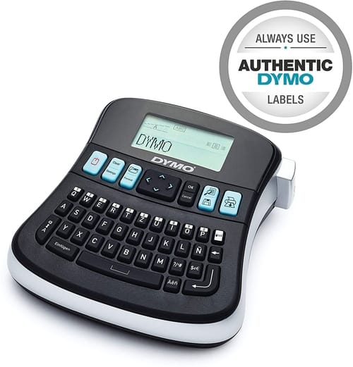 Review DYMO 1738345 210D Desktop Label Maker
