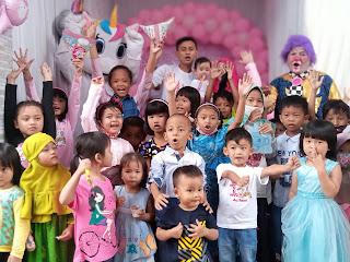 Sewa Badut Untuk Pesta Ulang Tahun Anak