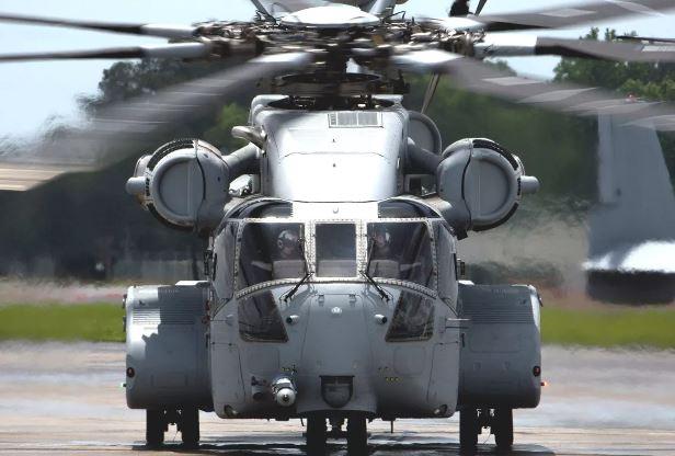 Sikorsky CH-53K specs