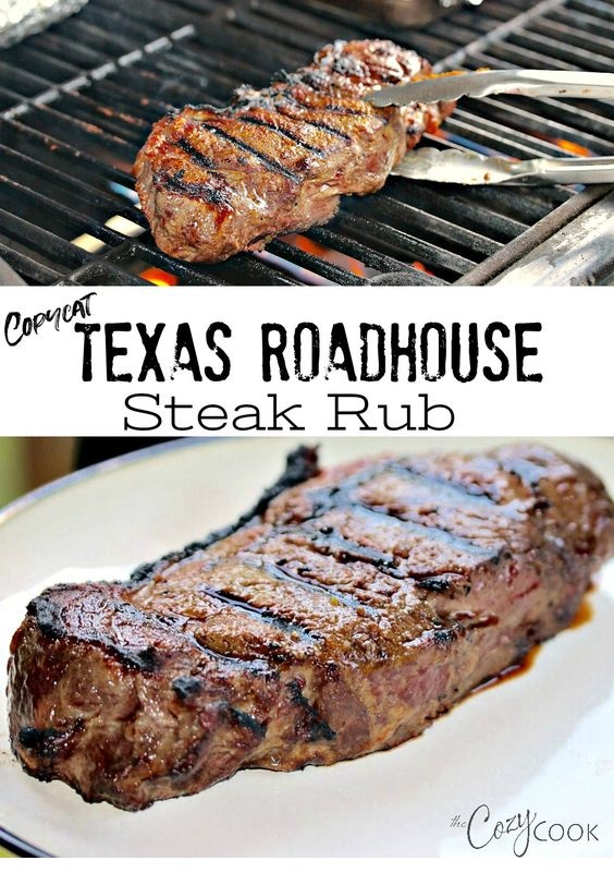 Copycat Texas Roadhouse Steak Rub