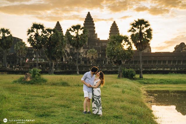 M & C - Honeymoon
